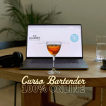 CURSO BARTENDER 100% ONLINE – BAR ACADEMY