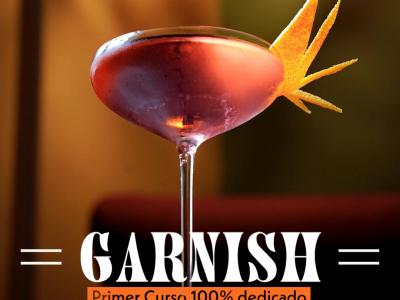 CURSO DE GARNISH (Nuevo!! Se activa el 1 de Marzo)