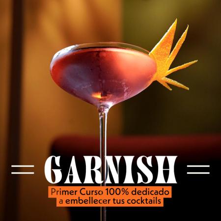 CURSO DE GARNISH (Nuevo!!)